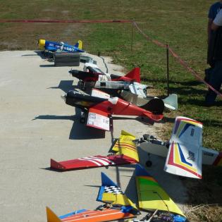 Modelarski Aeromiting  2011