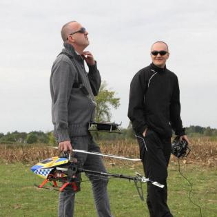 Modelarski Aeromiting  2012