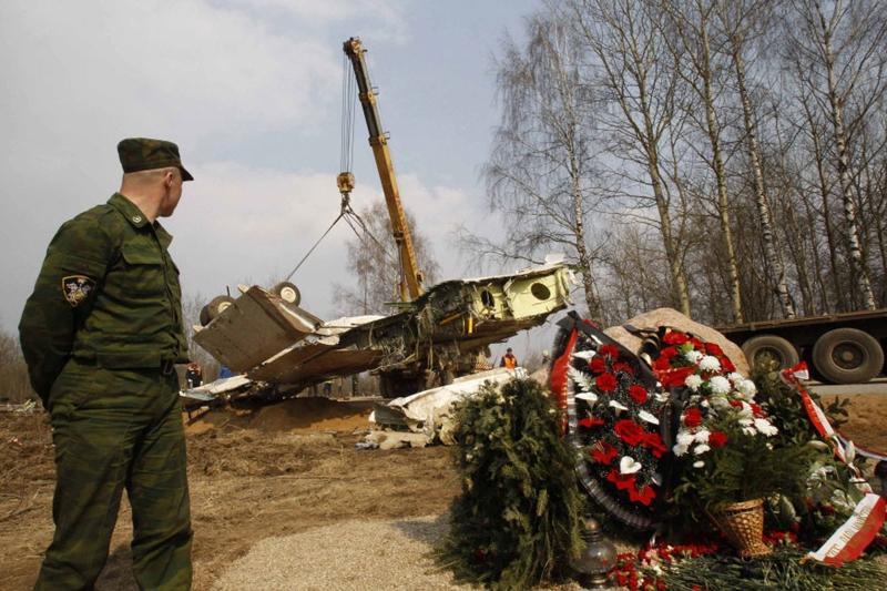 Nesreća u Smolensku II