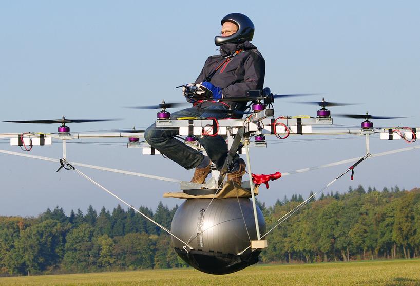 E-Volo multicopter