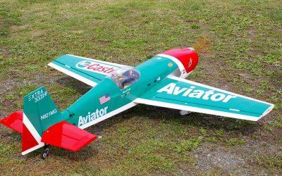 Modelarski aeromiting RC-IG