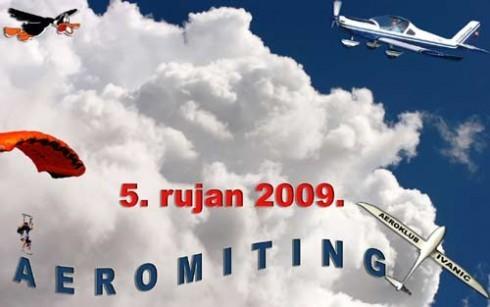 Najava aeromitinga 2009